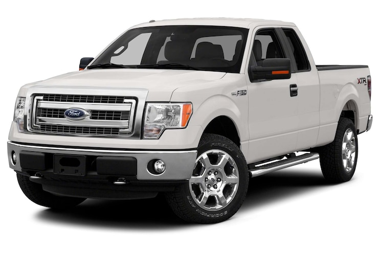 012 History Of Fords F 150
