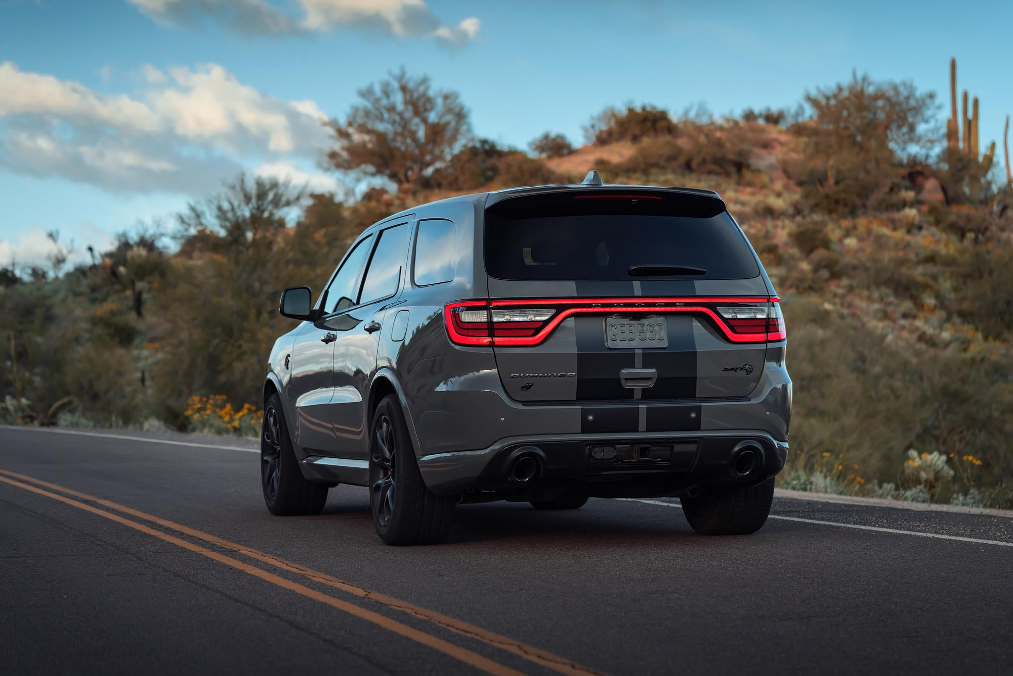 2021 Dodge Durango Hellcat Most Powerful Suv