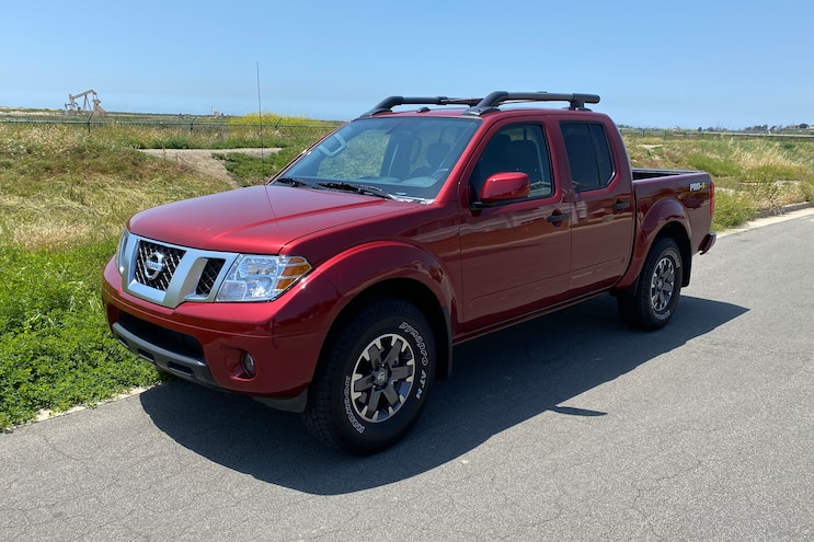 015 Nissan Frontier First Drive