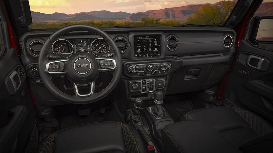 02 2021 Jeep Wrangler High Altitude