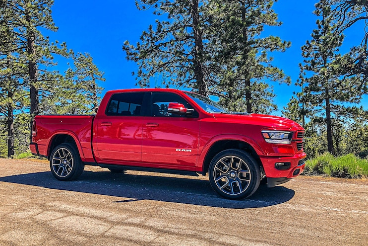 A Fond Farewell to Our Staff Favorite 2019 Ram 1500
