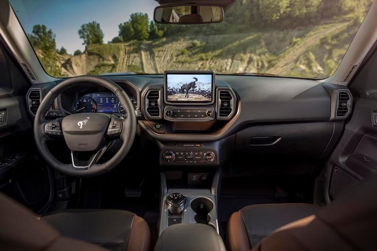2021 Bronco Sport Interior 01
