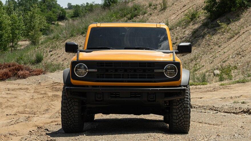 2021 Ford Bronco 2 Door 36