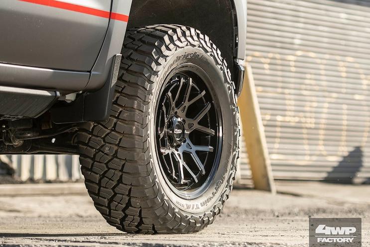 4WP T S Series Wheel 12