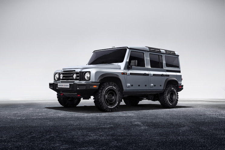 Ineos Grenadier: First Official Images, Details of New Defender-Homage Off-Roader