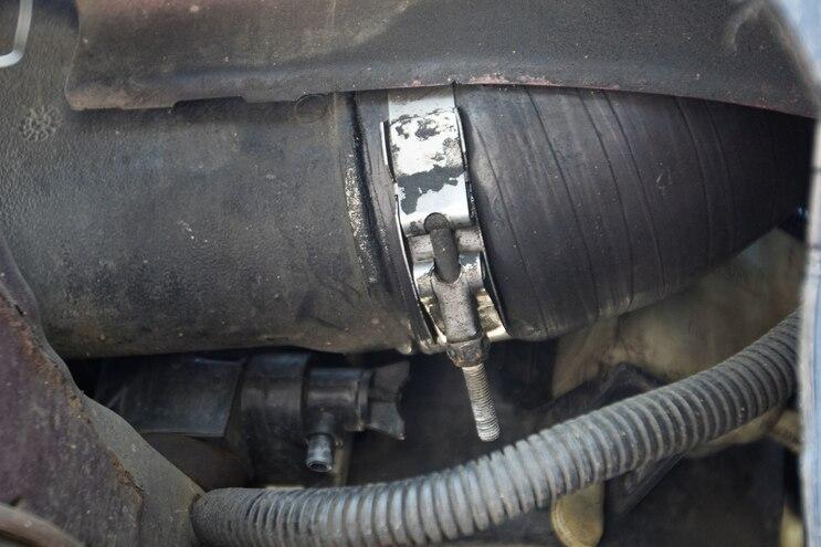How To Install A Bigger Intercooler 10