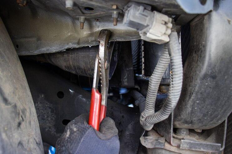 How To Install A Bigger Intercooler 15