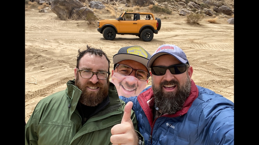 Bronco! V-8 Wrangler! BONUS Episode 130 of The Truck Show Podcast
