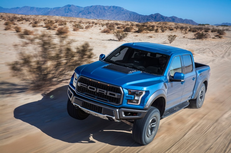 10 Ways the 2020 Ford F-150 Raptor Beats the All-New 2021 Ram 1500 TRX