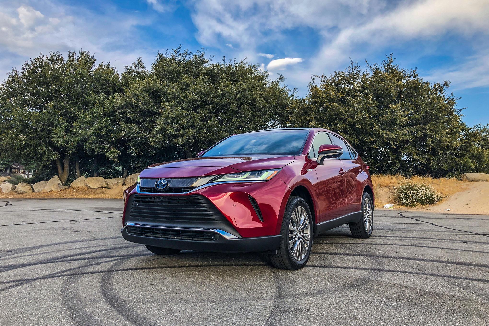2021 Toyota Venza Daily Driven