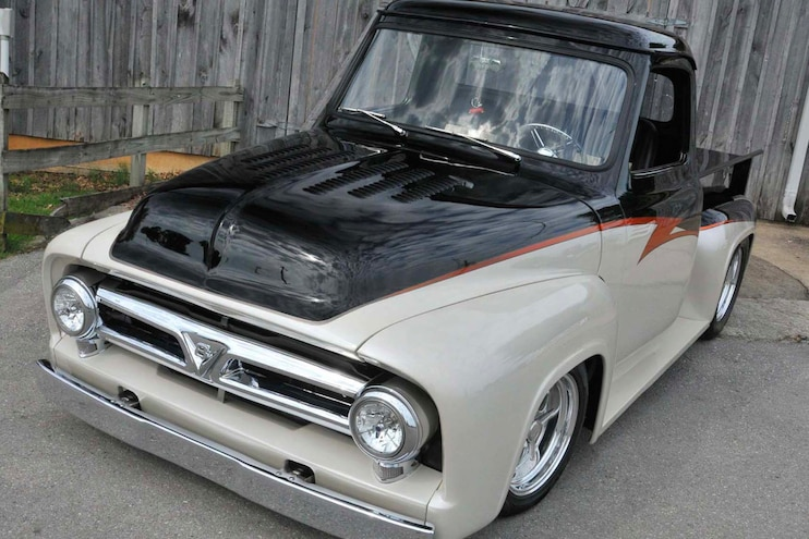 Top 10 Ford F-100 Pickups