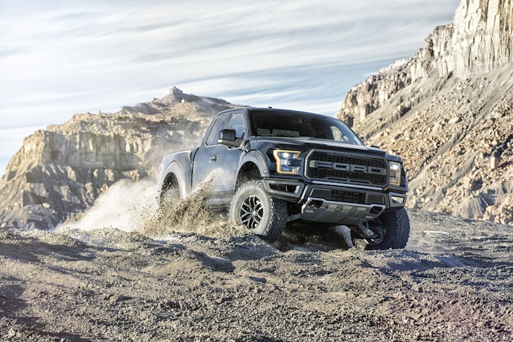 003 10 Ways The 2020 Ford Raptor Beats The 2021 Ram Trx