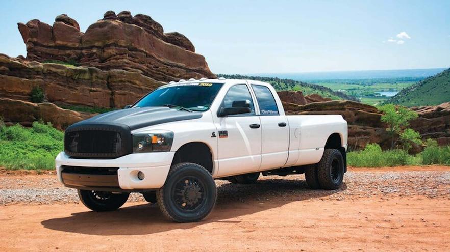 003 Top 10 Diesel Dually Trucks