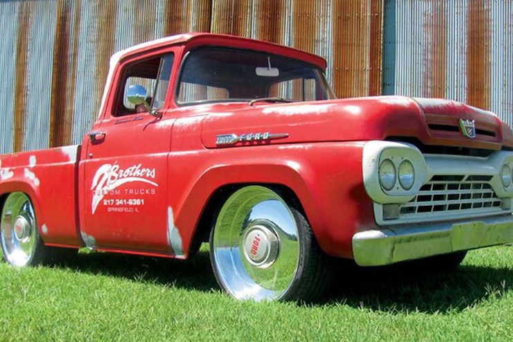 004 Top 10 Ford F 100 Pickups