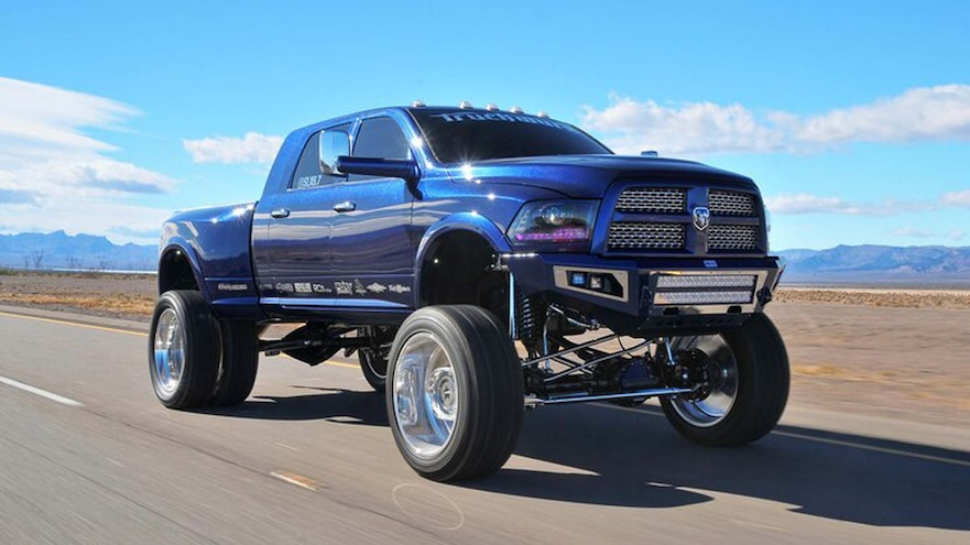 005 Top 10 Diesel Dually Trucks