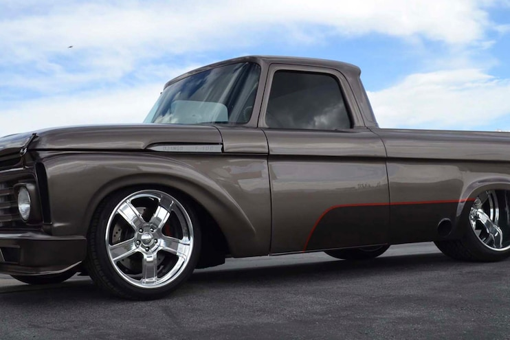 005 Top 10 Ford F 100 Pickups