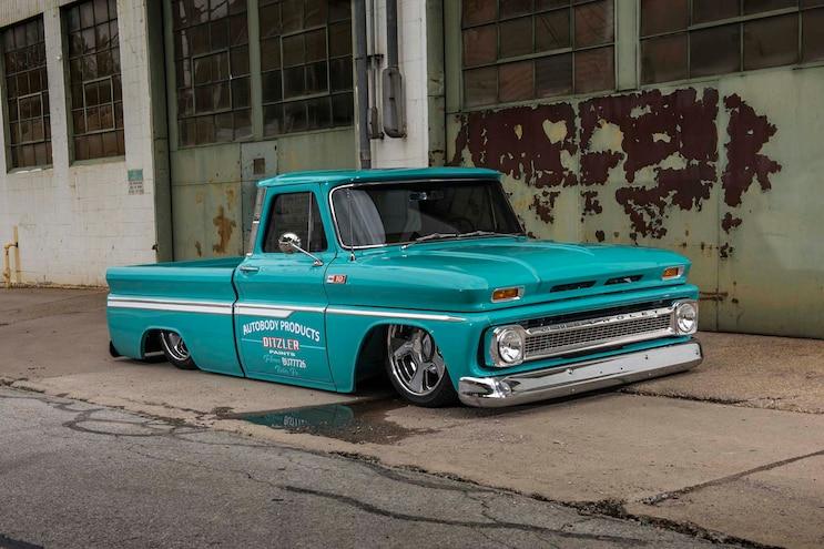 005 Top 10 Slammed Chevy And Gmc Trucks