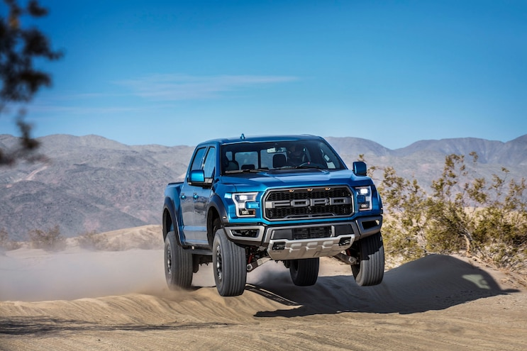 006 10 Ways The 2020 Ford Raptor Beats The 2021 Ram Trx