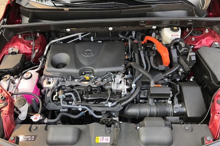006 2021 Toyota Venza Driven