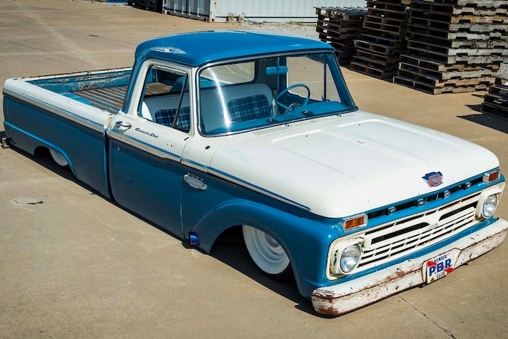 006 Top 10 Ford F 100 Pickups