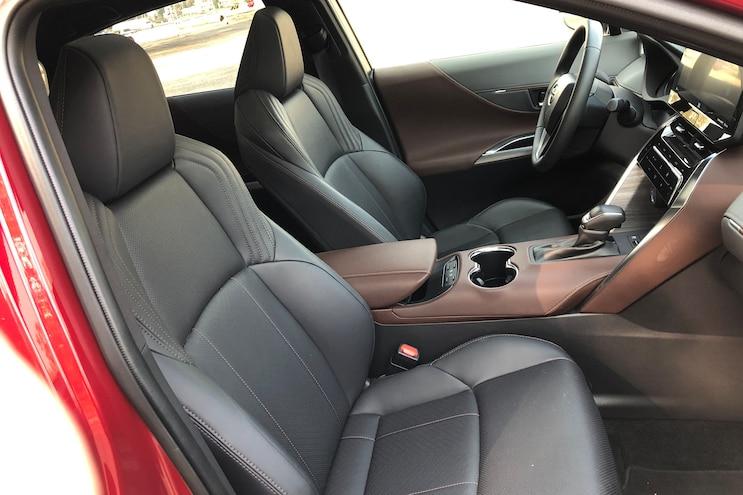 007 2021 Toyota Venza Driven