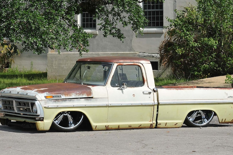 007 Top 10 Ford F 100 Pickups