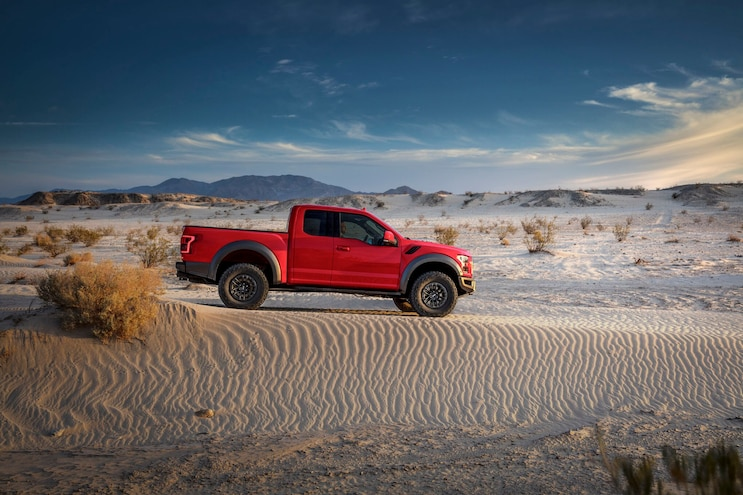 008 10 Ways The 2020 Ford Raptor Beats The 2021 Ram Trx