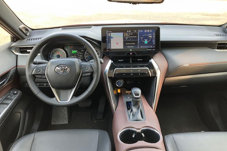 008 2021 Toyota Venza Driven