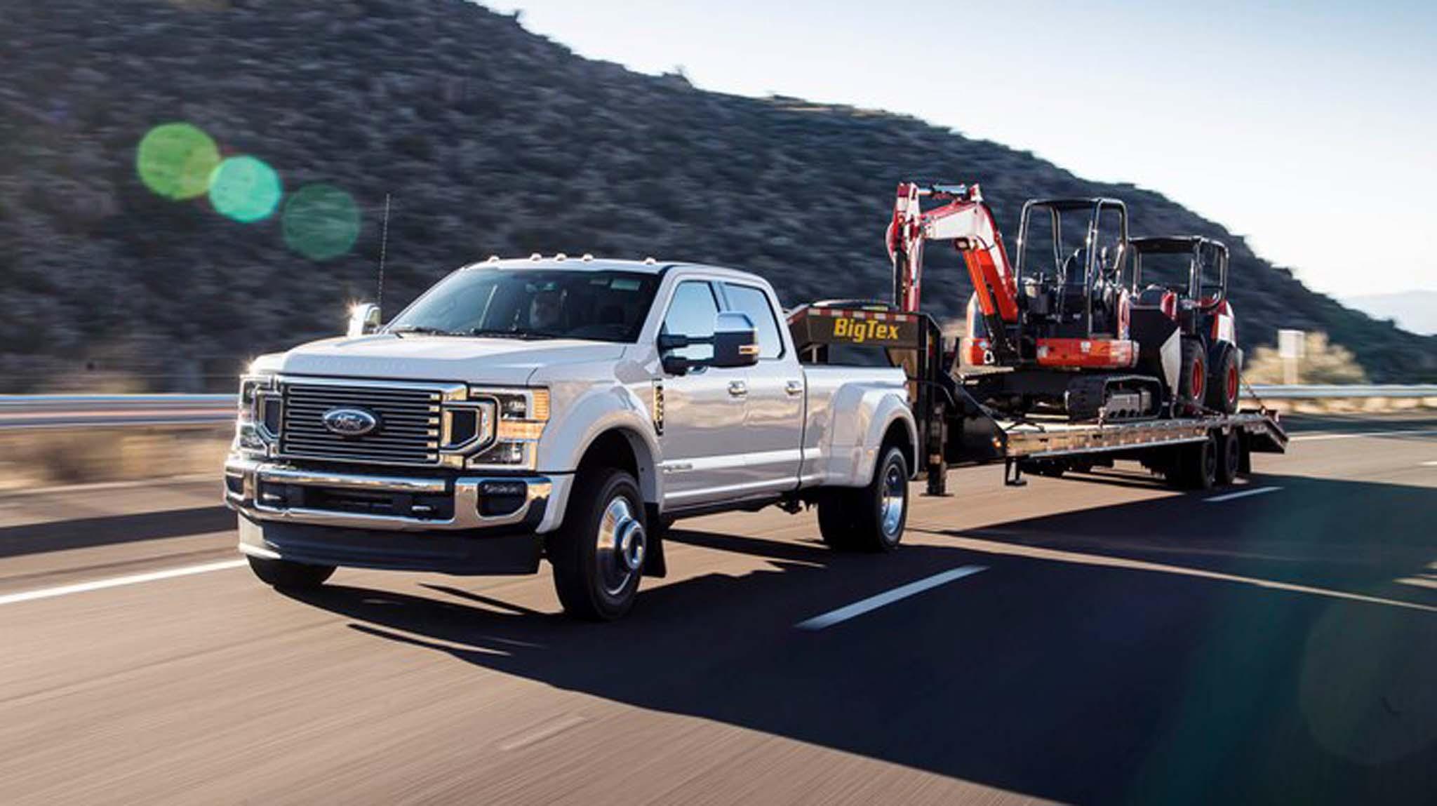 Top 10 Diesel Dually Trucks