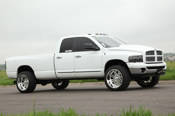 008 Top 10 Dodge Ram Features