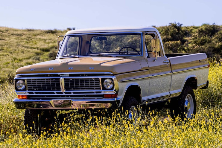 008 Top 10 Ford F 100 Pickups