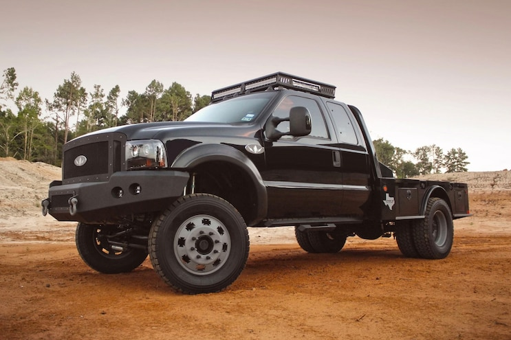 008 Top Lifted Dually Trucks 2002 Ford F450 Super Duty