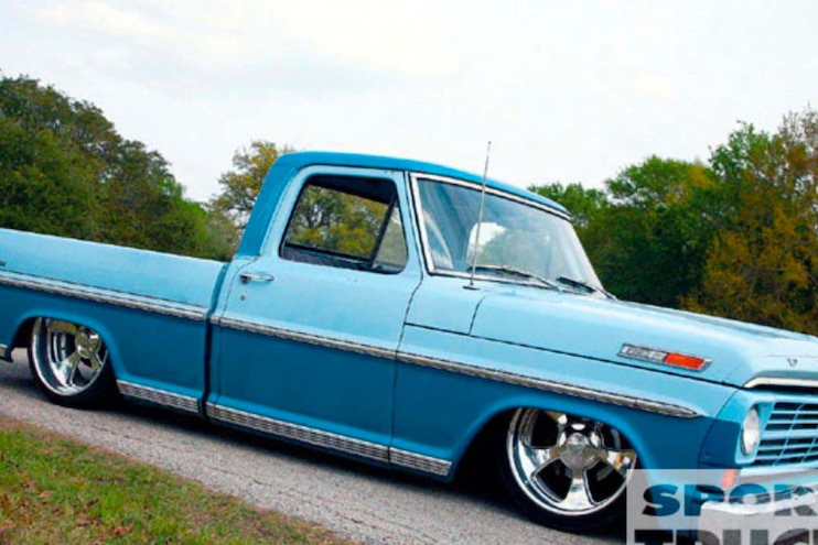 009 Top 10 Ford F 100 Pickups