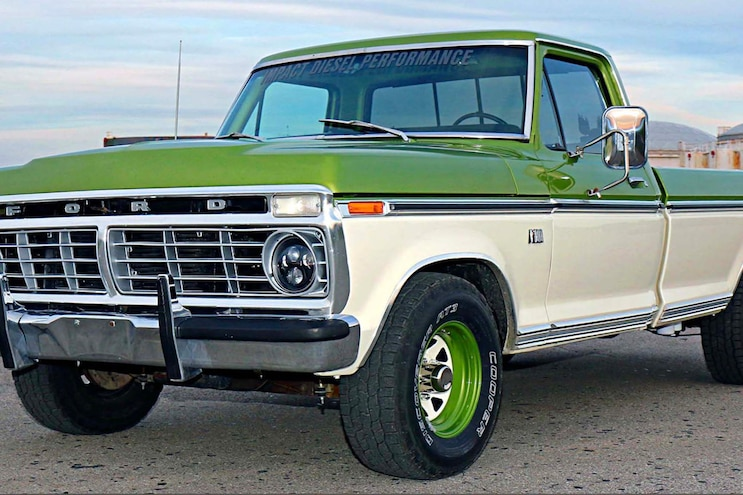 010 Top 10 Ford F 100 Pickups