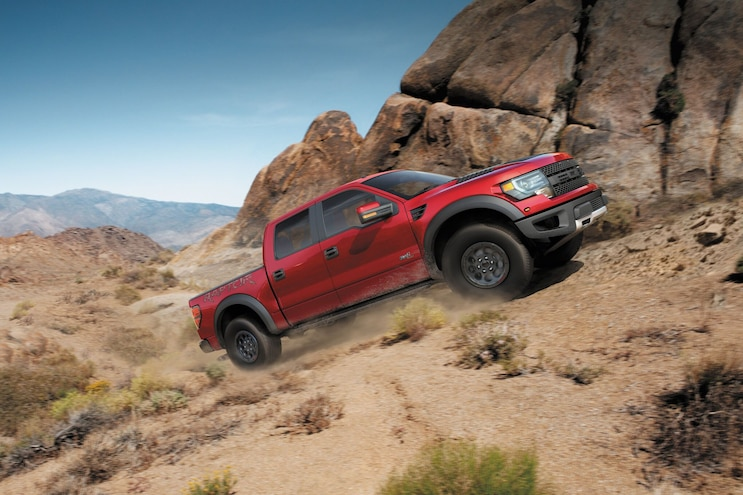 011 10 Ways The 2020 Ford Raptor Beats The 2021 Ram Trx