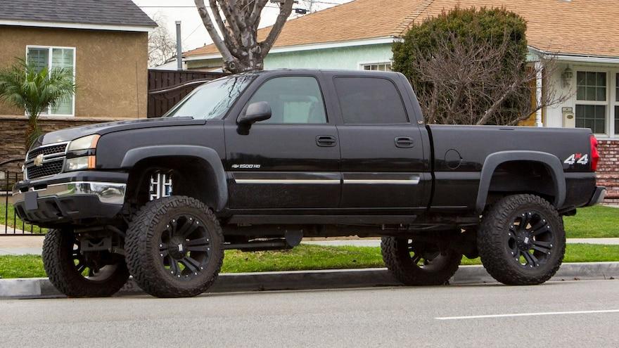 Chevy 1500hd 5