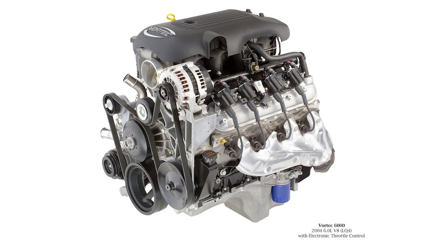 Chevy 1500hd 9
