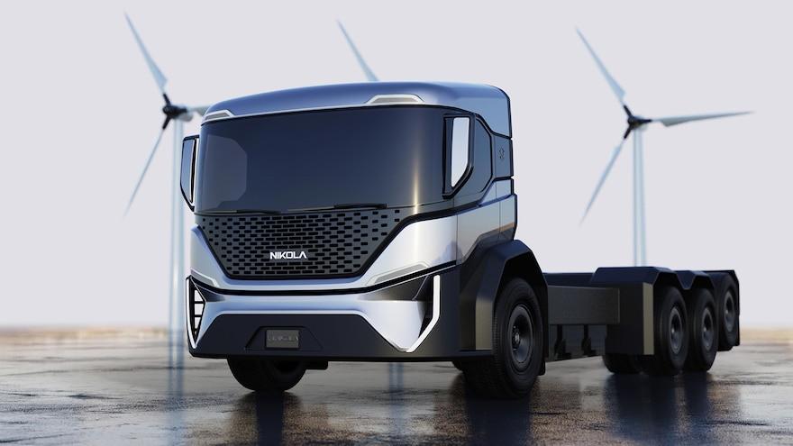EV Maker Nikola's Garbage Truck Plans to Put Stink on Competition