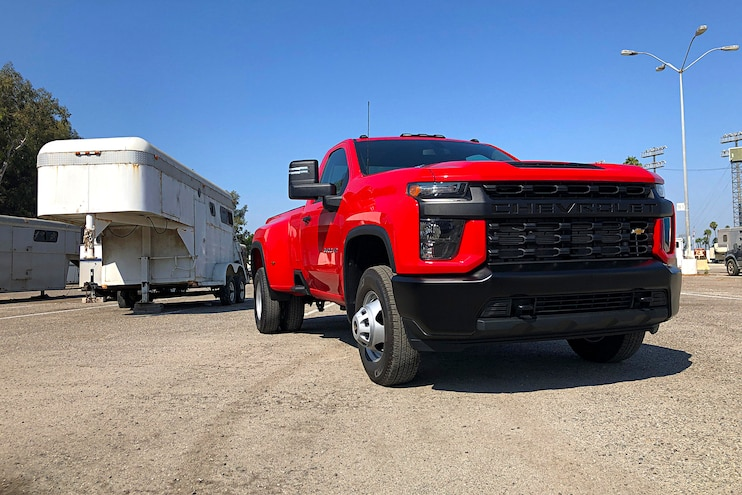 We Do the Worst Thing Possible With a 2020 Chevy Silverado 3500HD
