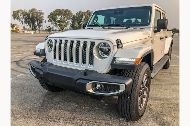 2020 Jeep Gladiator Is Impressive, Even When You Just Stay On The Road