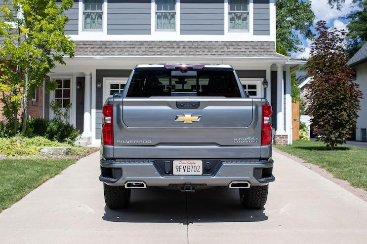 Chevy Introduces New Multi-Flex Tailgate For 2021 Silverado
