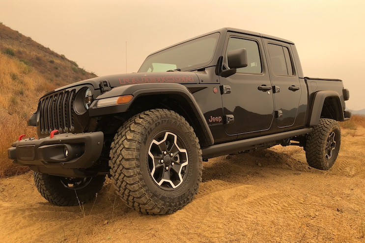 First Drive: 2021 Jeep Gladiator Diesel