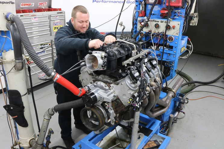 Turning a GM LY6 Engine Into an LS3 for More Power