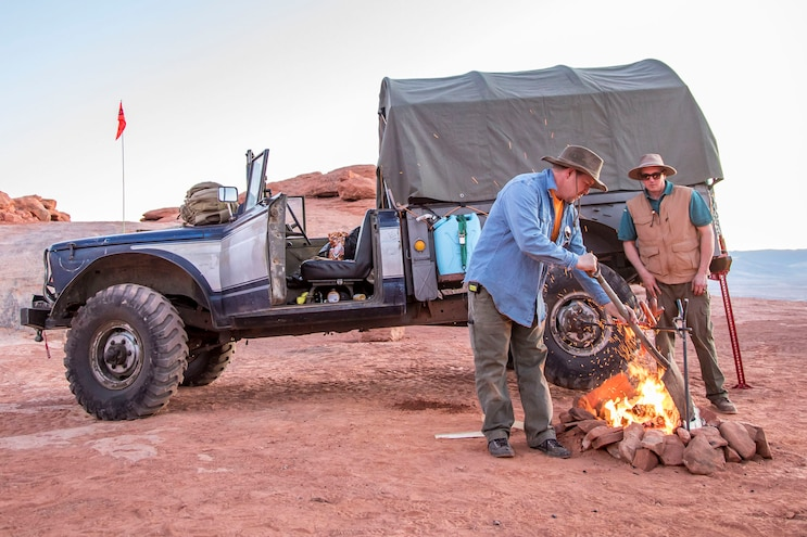What Do You Need to Go Overlanding?
