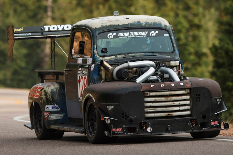 Diesel Pickup Sets World Record at Pike's Peak: Episode 139 of The Truck Show Podcast