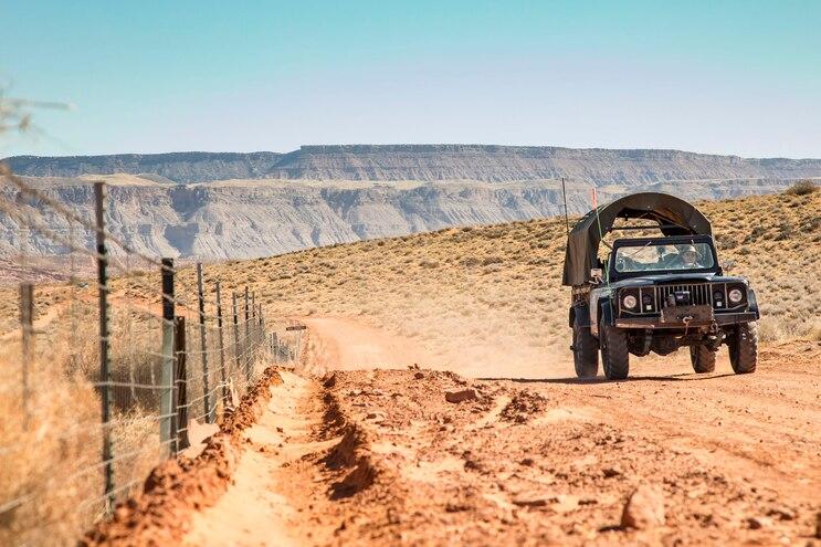 003 Overlanding Essentials Jeep Kaiser Dirt Every Day Motortrend