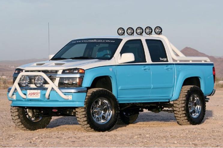 005 Top 10 Chevy Colorados