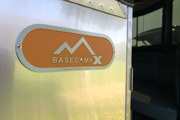 006 Airstream Basecamp 20x Travel Trailer Review