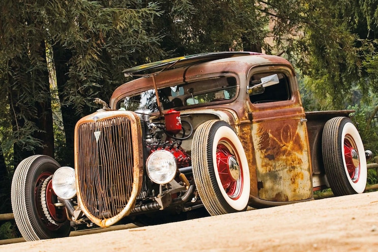 Top 10 Diesel (and Gas) Rat Rods