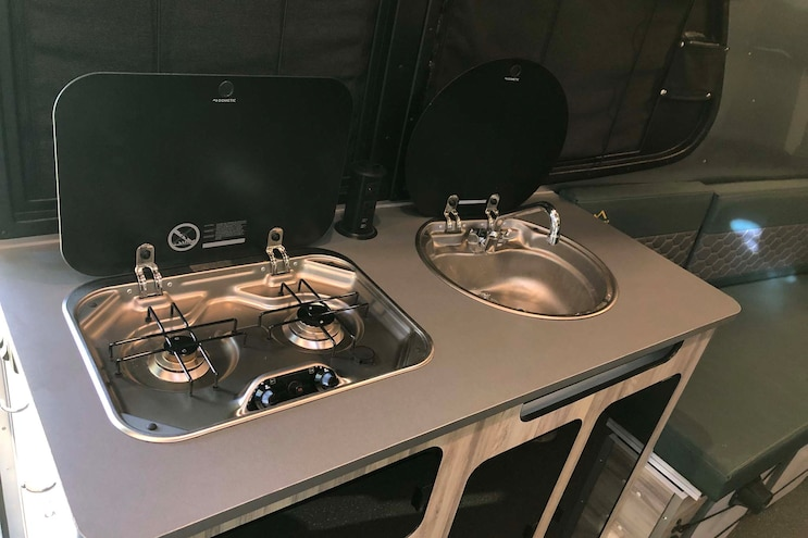 018 Airstream Basecamp 20x Travel Trailer Review